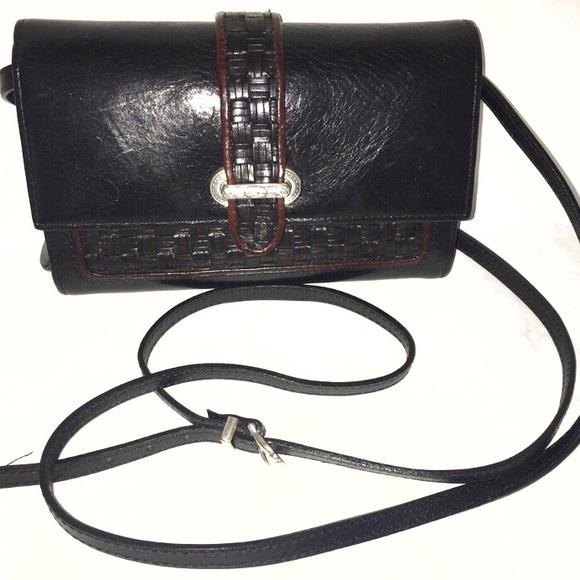 c9522a3c8f3 Brighton Crossbody Leather Organizer Clutch